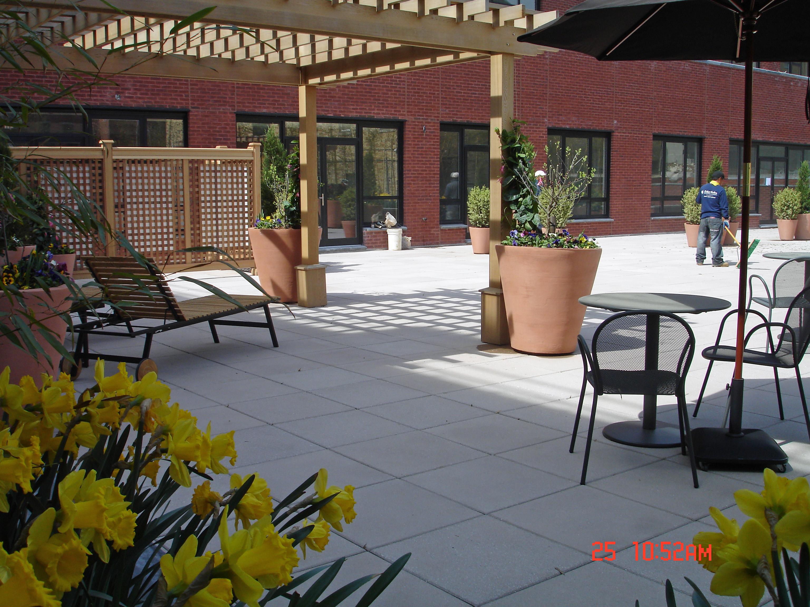 ... Williamsburg, Brooklyn Rooftop Garden   Artisan Gardens LLC