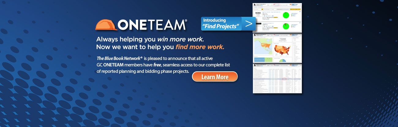 ONETEAM - Find Projects