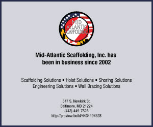 Mid Atlantic Scaffolding, Inc.