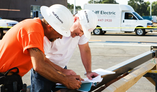 Electrical Services - Wulff Electric