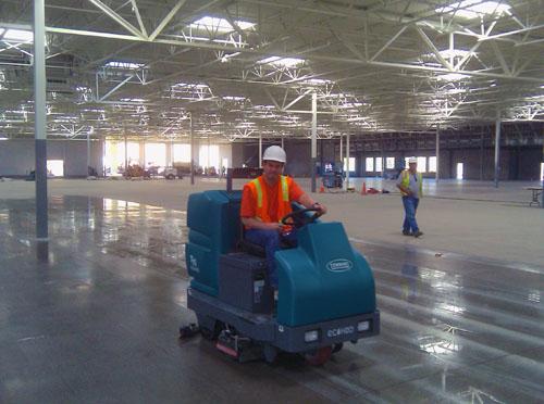 Concrete Polishing - Performance Floor Systems, Inc.
