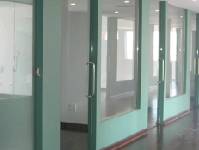 Office Partitions - R & R Glass and Windows, Inc.