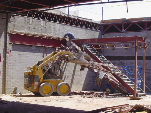 Pinnacle Demolition Amp Environmental Services Corp