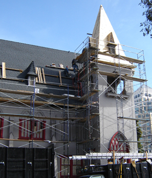 Santa Rosa & Oakland Church - BYC Roofing, Inc.