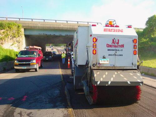 Sweeper - I84 Exit 2