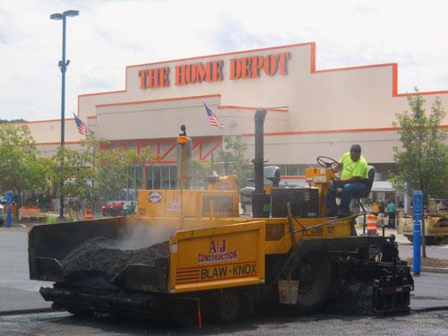 Blaw Knox 2181 - Home Depot Danbury