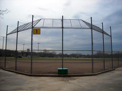 Panelized Backstop