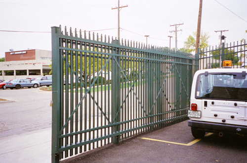 Commercial Fence - Peerless Fence