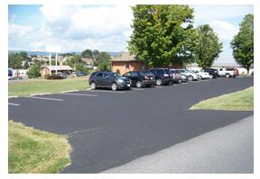 Paving/Parking Lot