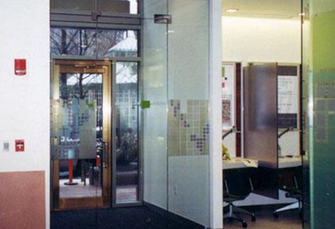 Interior Office  - Custom Glass & Aluminum Co., Inc.
