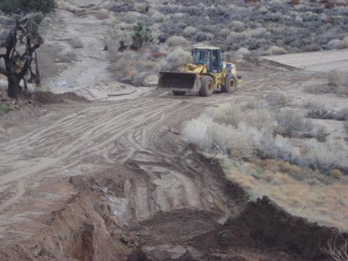 Recent Project - Dependable Grading & Excavation
