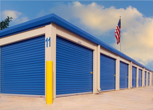 Clopay Door Storage Unit - Chandler Garage Door Service