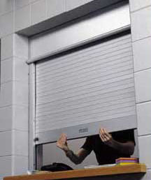 Counter Fire Door - Chandler Garage Door Service