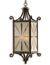 Four Light Lantern - Lyon Bronze  FXAW  - CoastalMoods