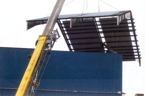 MANUFACTURING FACILITIES - Carolina Metal Building Technologies, Inc.