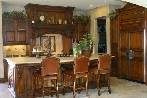 Kitchen 1 - Interior & Exterior Designs Inc.