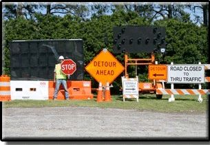 Temporary Traffic Control - Eure Site Solutions Inc.