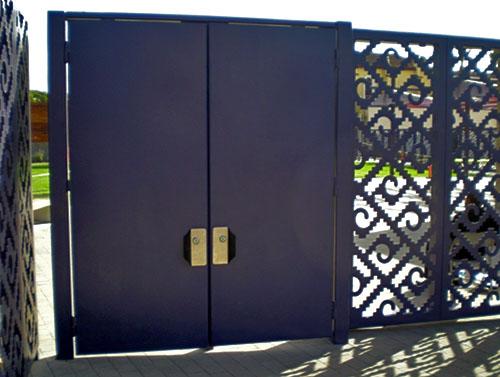 LA PLAZA DE CULTURA Y ARTES - HISTORIC SITE ON NORTH MAIN ST., LOS ANGELES - C.A. Buchen Corp.
