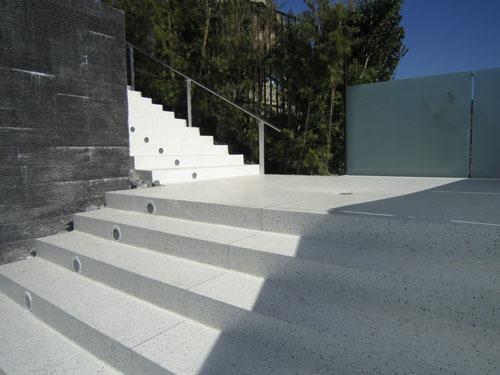 Terrazzo Steps - El Verde Terrazzo Inc.
