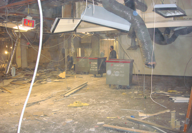 Signature Interior Demolition Inc Video Image Gallery Proview