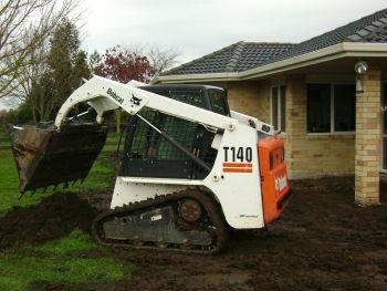 Excavation & Sitework - JS Company