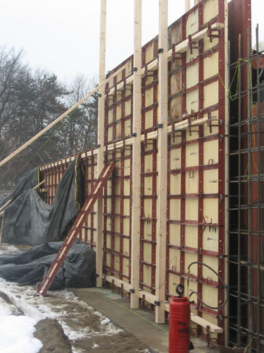 Perry Concrete Forming Supply - Pembroke, Massachusetts