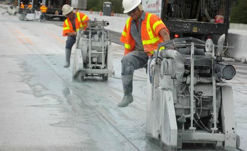 Slab/Flat Sawing - Speedy Concrete Cutting, Inc.