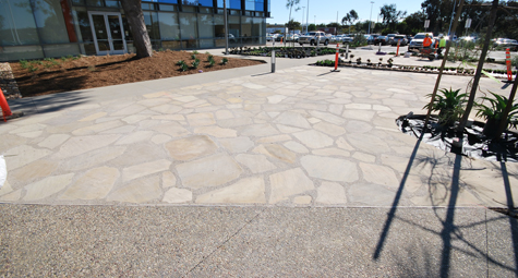 Campus Point - La Jolla - D & D Concrete Construction Inc.