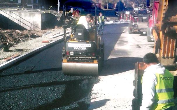 Connecticut DOT Project - D & M Construction Services Inc.