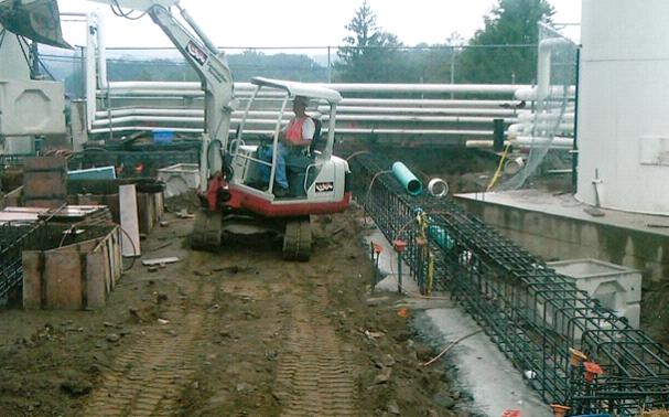 Danbury Hospital Project - D & M Construction Services Inc.