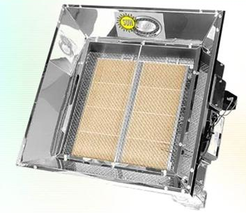 Series S - High Intensity Spot Heater