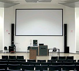 Projection Screens / Markerboards / Tackboards - Anchor Construction Specialties Inc.