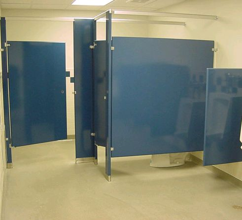 Bathroom Partitions & Accessories