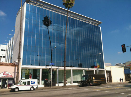 Office Building Glass with Tinting - Apollo Glazing Contractor's Inc.