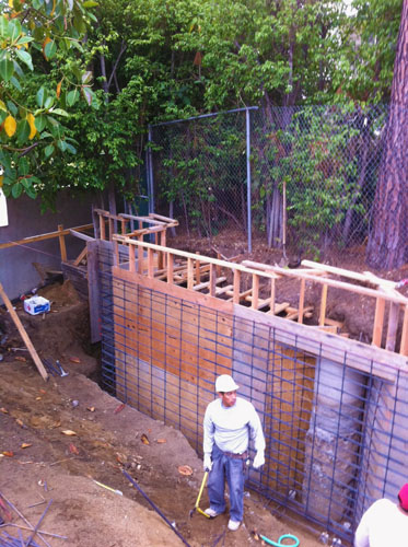 Retaining Wall - O'Connor Construction