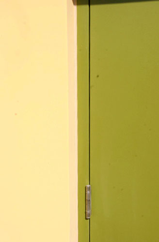Door Frame Joint Caulking - Karcher Interior Systems, Inc.