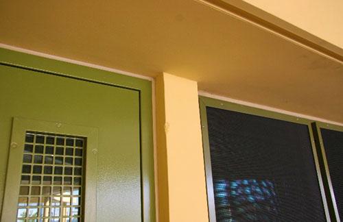 Door & Window Frame Joint Caulking - Karcher Interior Systems, Inc.