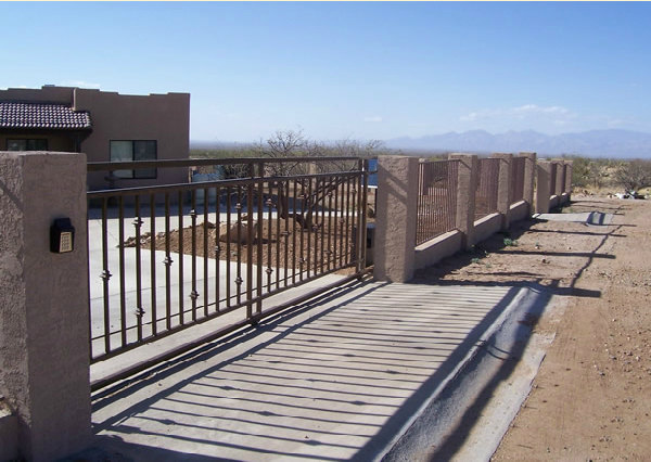 Online Showroom - Security Fence of Arizona