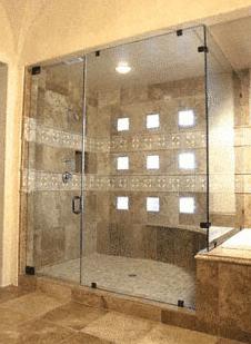 Shower Door - Hansen Screen & Glass