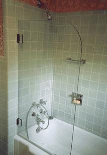 Shower Door & Bathtub Enclosure - Hansen Screen & Glass