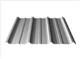SuperSpan - 1 1/4 (R Panel) Skylight Fiberglass - Industrial Fiberglass Sales Co.