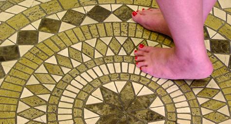 Ceramic Tile/Stone - Aztec Flooring LLC