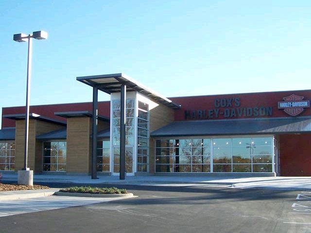 Harley Davidson - Rock Hill Glass Company, Inc.