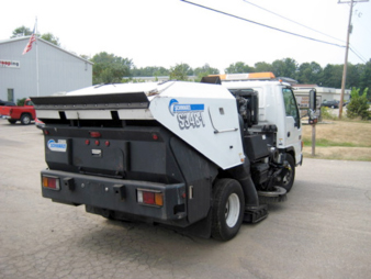 Street Cleaning - Day & Night Power Sweeping