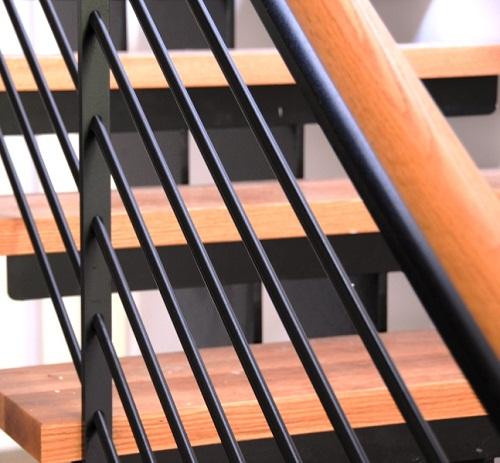 Lowry Stairs Detail  - Besteel