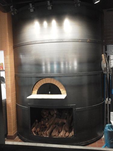 Batali Brick Oven  - Besteel