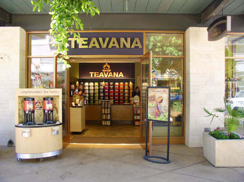 Teavana - HPD Construction Services