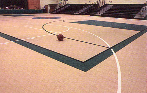 Gymnasiums - F.J. Roberts-AASG Sports Surfaces, Inc.