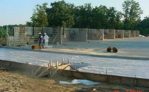 Soil Retaining System