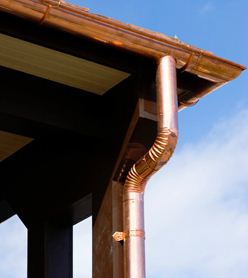 Rain Gutter Installation - Edgewater Raingutter Co.